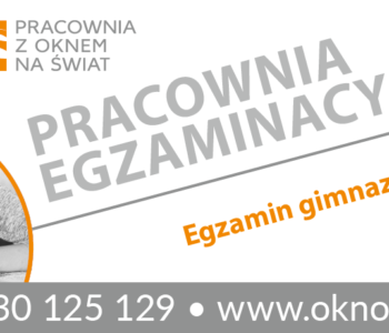 egzamin gimnazjalny kurs Warszawa