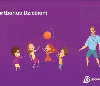 Czas start! Rozpoczęcie akcji Sportbonus Dzieciom!