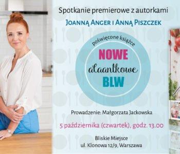 Spotkanie z autorkami w Warszawie