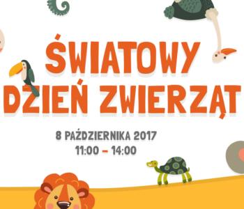 Swiatowy Dzień Zwierząt gdańskie zoo 2017