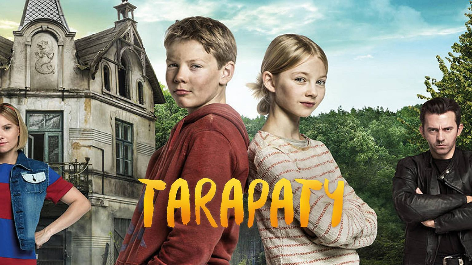 Rodzinne Spotkania z kinem MUZA: Tarapaty– pokaz specjalny z udziałem twórców
