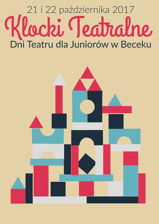 Klocki Teatralne, czyli Dni Teatru dla Juniorów ruszają w Bytomskim Centrum Kultury