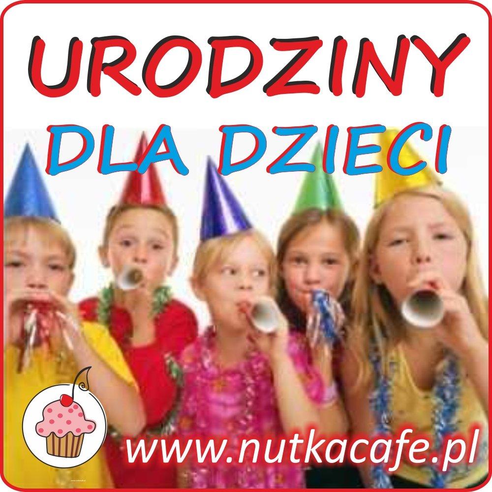 Przyjęcia urodzinowe w Nutka Café