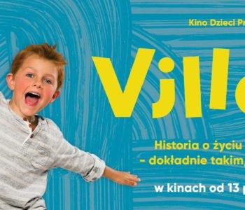 Nagrodzony na Kinie Dzieci Villads w kinach!