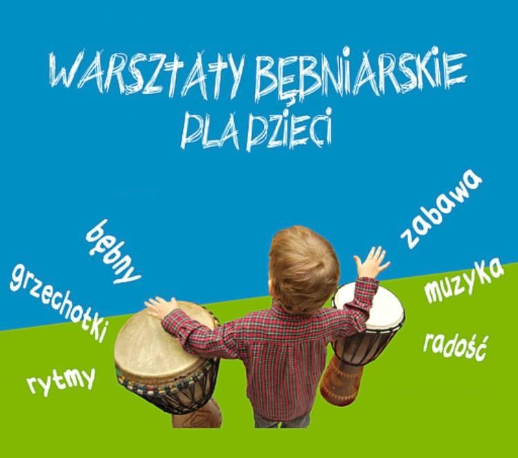 Muzyczne warsztaty dla dzieci w Gdyni