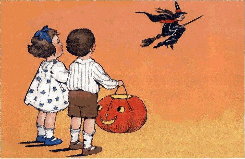 Halloween w Trakcie