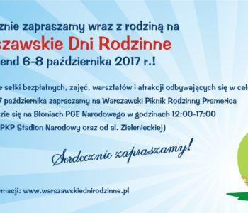 Warszawski piknik dla rodzin z dziećmi