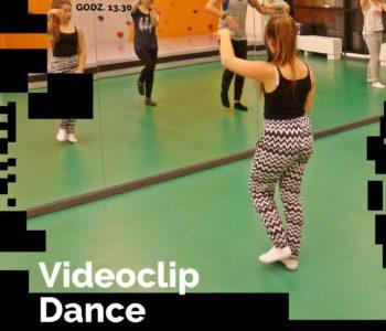 Videoclip Dance – zajęcia dla dzieci i młodzieży