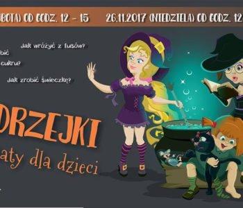 Andrzejkowe warsztaty dla dzieci w Gdyni