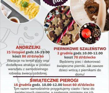 Andrzejki dla dzieci w Gdańsku