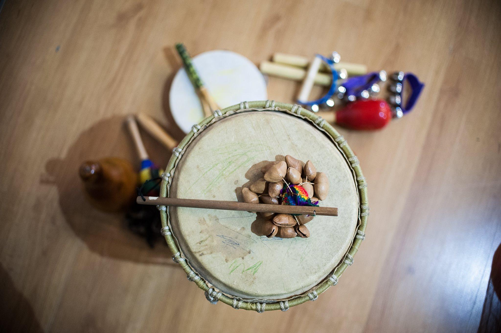 Muzyczne hopsasanki z Bergamutką