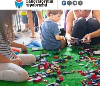 Robotyka dla najmłodszych w Laboratorium Wyobraźni PPNT