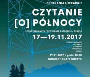 Spotkania literackie: Czytanie (o) Północy