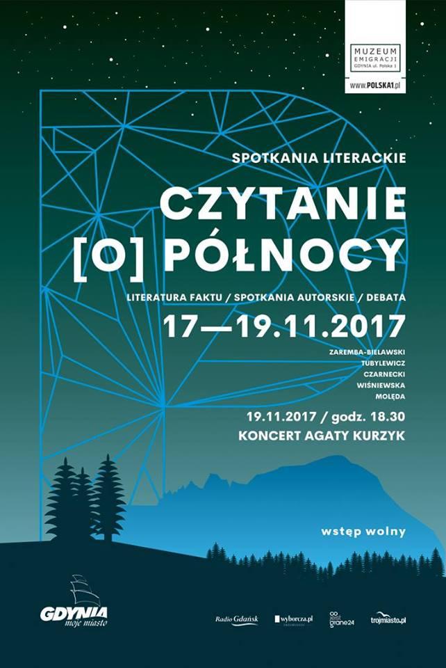 Spotkania literackie: Czytanie (o) Północy, czyli wyjątkowe spotkania literackie