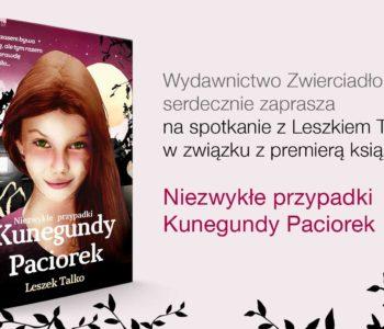 Spotkanie autorskie z Leszkiem Talko