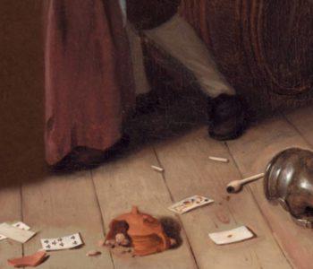 Za drzwiami karczmy… – szemrane rozrywki w XIV-XVII wieku.Nowa wystawa w Genius Loci