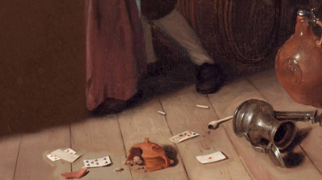 Za drzwiami karczmy... - szemrane rozrywki w XIV-XVII wieku.Nowa wystawa w Genius Loci