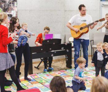 Koncert Gordonowski  dla maluszków – Szkoła Muzyki Kompozytornia