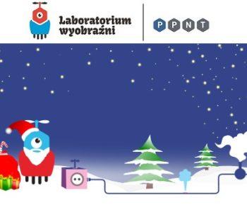 Podróż Chemiczne mikołajki w Laboratorium Wyobraźni