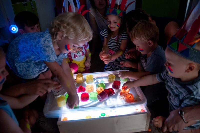 Śpiewajki turlajki mazajki - zajęcia muzyczno-sensoryczne