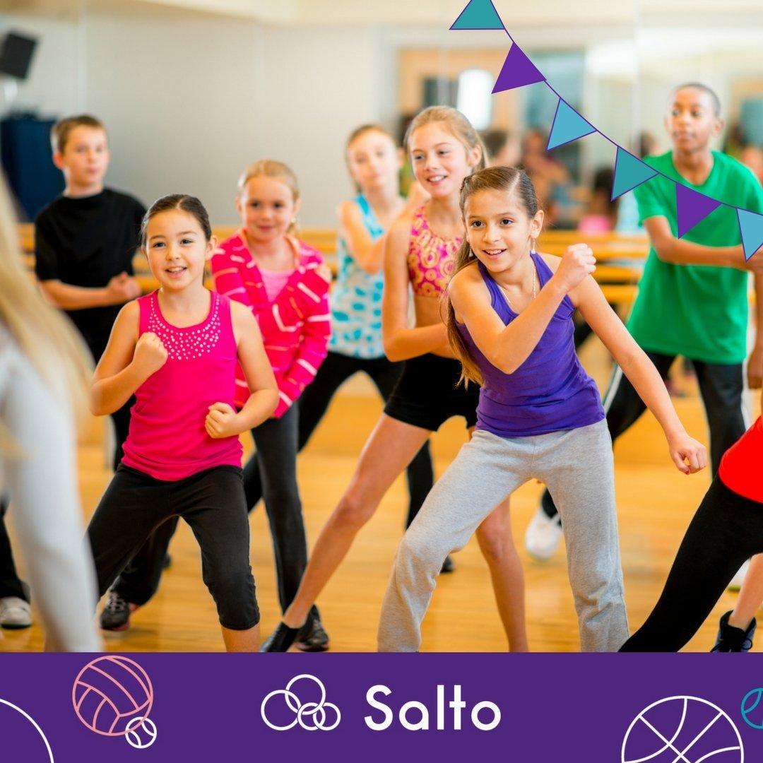 Zumba kids, Latino Dance po hiszpańsku – trening rodzinny
