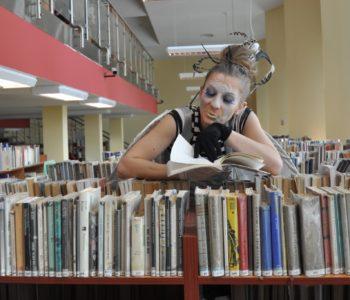 Lato w  Bibliotece – Dąbrowa Górnicza