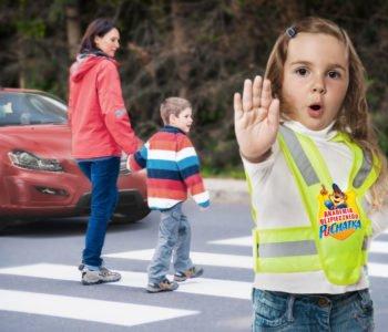 Uwaga dziecko – jak unikać wypadków drogowych z udziałem dzieci?