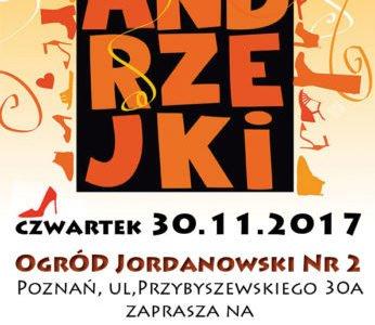 Andrzejki w Ogrodzie Jordanowskin Nr 2 w Poznaniu