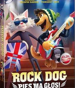 Rock Dog - pies ma głos