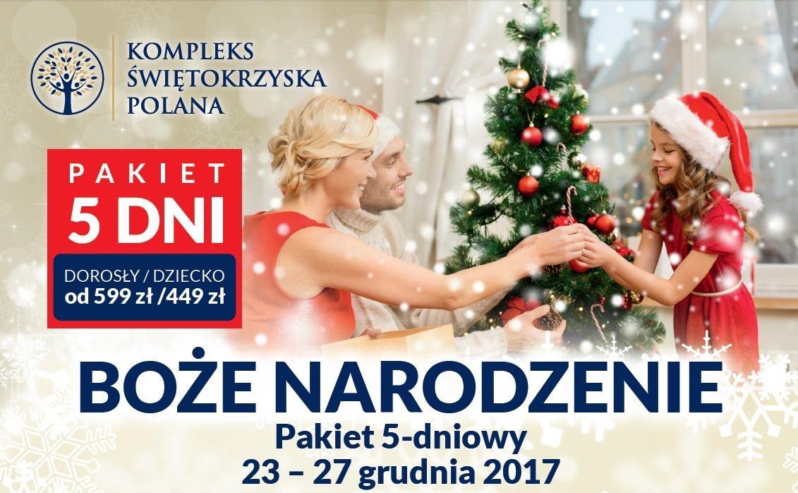 Boże Narodzenie na Świętokrzyskiej Polanie!