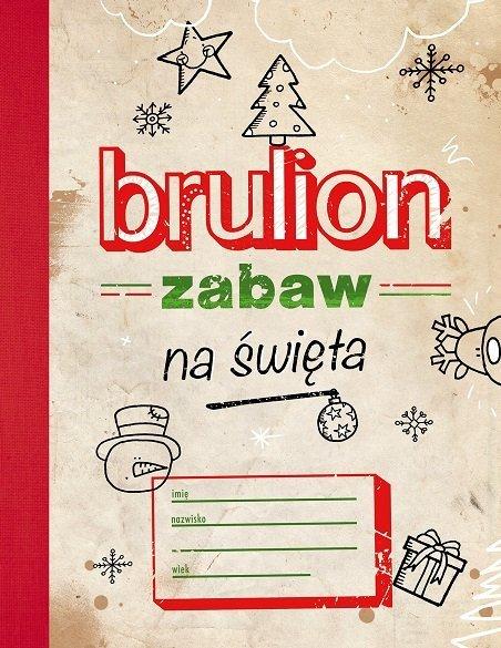 Brulion zabaw na święta dla dzieci