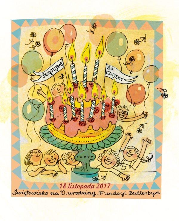 10. urodziny Fundacji Bullerbyn