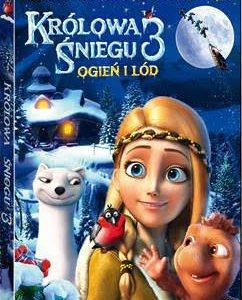 Królowa Śniegu 3: ogień i lód – premiera DVD