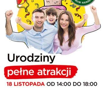 Urodzinowa zabawa - moc atrakcji i niespodzianek w Katowicach
