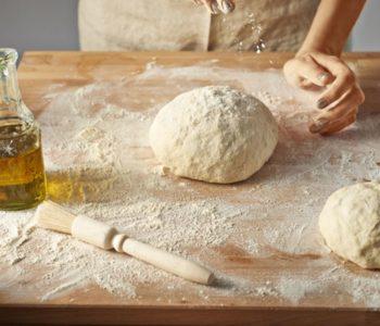 Sensofigle: pachnąca pizza - zajęcia plastyczno-sensoryczne dla dzieci