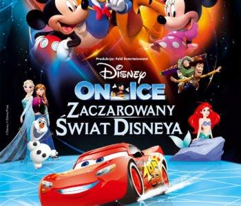 Disney On Ice prezentuje Zaczarowany Świat Disneya w kilku polskich miastach