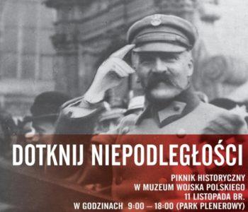 Piknik historyczny w Muzeum Wojska Polskiego w Warszawie. Atrakcje dla dzieci i dorosłych