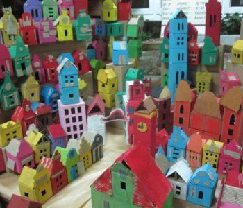 Warsztaty Małych Podróżników - Budowle Świata
