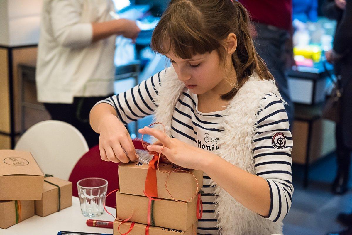 atrakcje dla dzieci w Warszawie 2017 Boże Narodzenie Wigilia - warsztaty kulinarne Little Chef