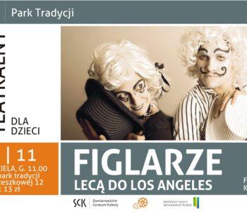 Poranek Teatralny w SCK – Parku Tradycji. Siemianowice Śląskie