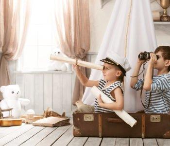 Warsztaty Małych Podróżników - Bezludna wyspa