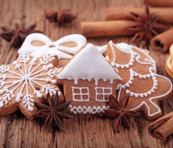 Warsztaty pieczenia pierniczków świątecznych!