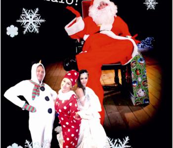 Halo! Halo! Mikołaju! Mikołajkowy spektakl dla dzieci w Miejskim Centrum Kultury! Bełchatów