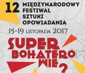 12. Międzynarodowy Festiwal Sztuki Opowiadania