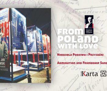 Niedziela z wystawą From Poland With Love - warsztaty rodzinne