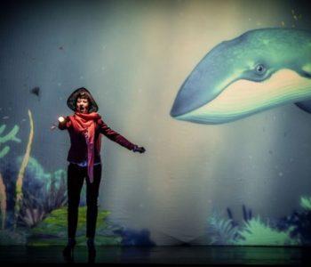 Błękitek Mówiący Wieloryb - ostatni spektakl