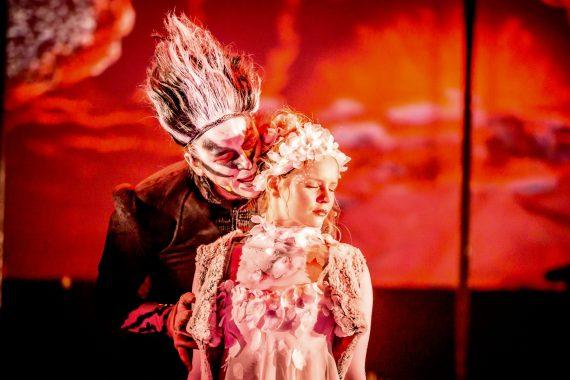 Calineczka - musical inspirowany baśnią Hansa Christiana Andersena