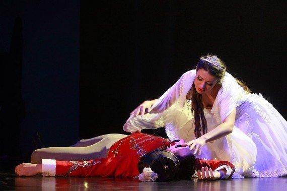 Najpiękniejsze Bajki Baletowe - spektakl