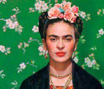 O Fridzie Kahlo warsztaty z Justyną Styszyńską