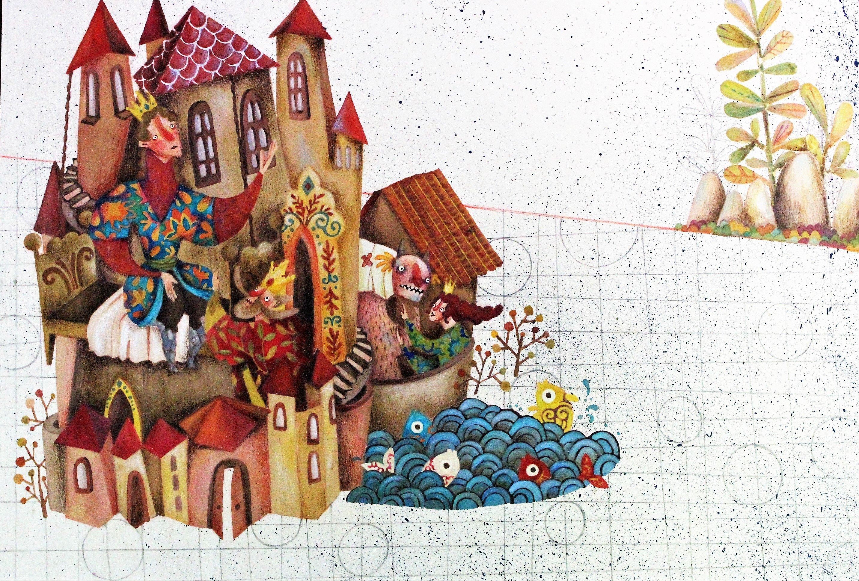 Finisaż wystawy irańskiej ilustracji dziecięcej